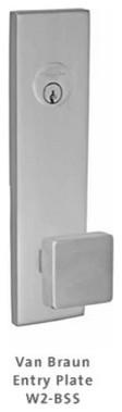 Fusion Door Hardware handles