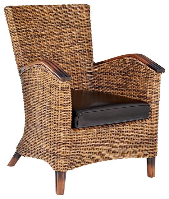Wicker Accent Chair Woven Wicker Accent Chair Wayfair  : tropical armchairs from www.joshandira.com size 544 x 640 jpeg 127kB
