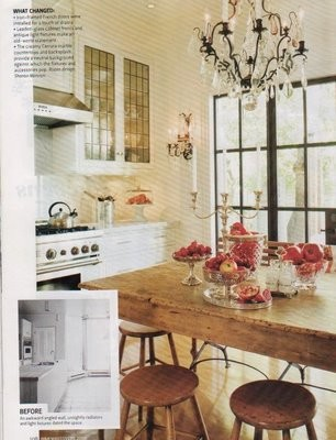 hhbrady's ideabook kitchen eclectic