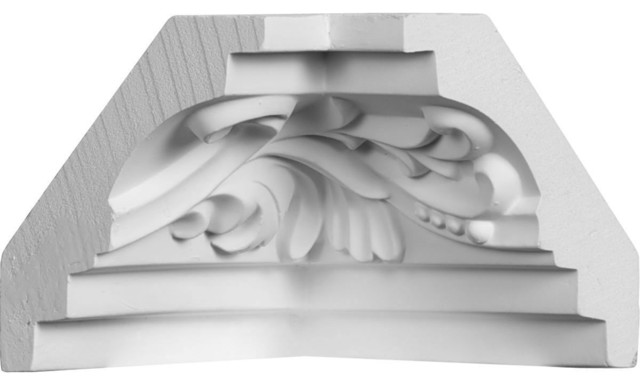 """2 3/4""""P x 2 3/4""""H Inside Corner for Moulding MLD02X02X04TN traditional-home-decor"""