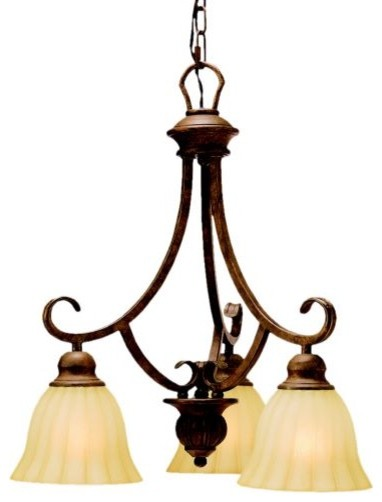 Northam 3-Light Chandelier traditional-chandeliers