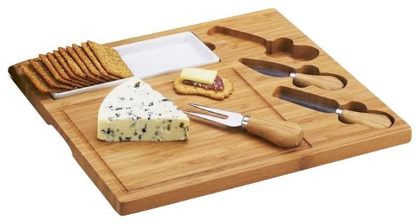 Celtic Cheese Board Set modern-serveware