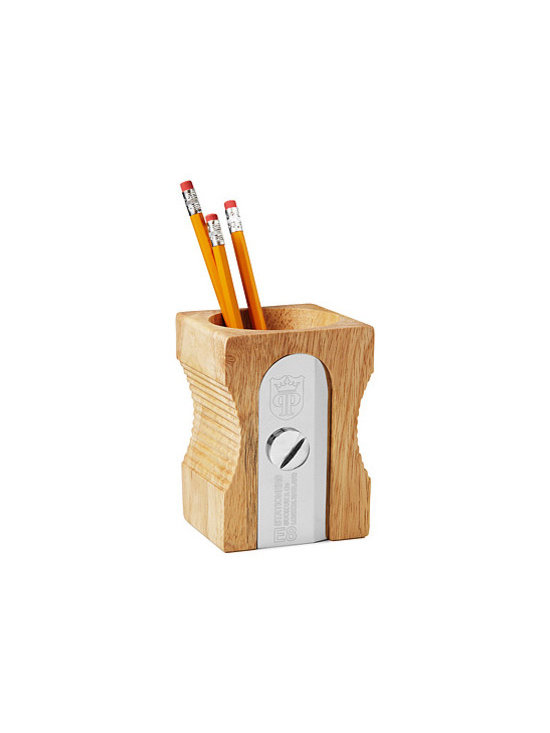 Single Sharpen Pencil Holder -