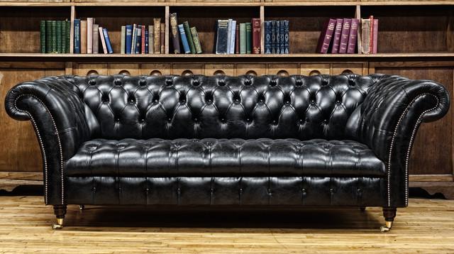 Cilveden 2 div Chesterfield (ZA3145) traditional-sofas