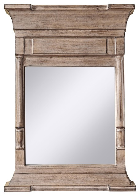Murray Feiss Buckley Traditional Mirror X-CO8511RM transitional-mirrors