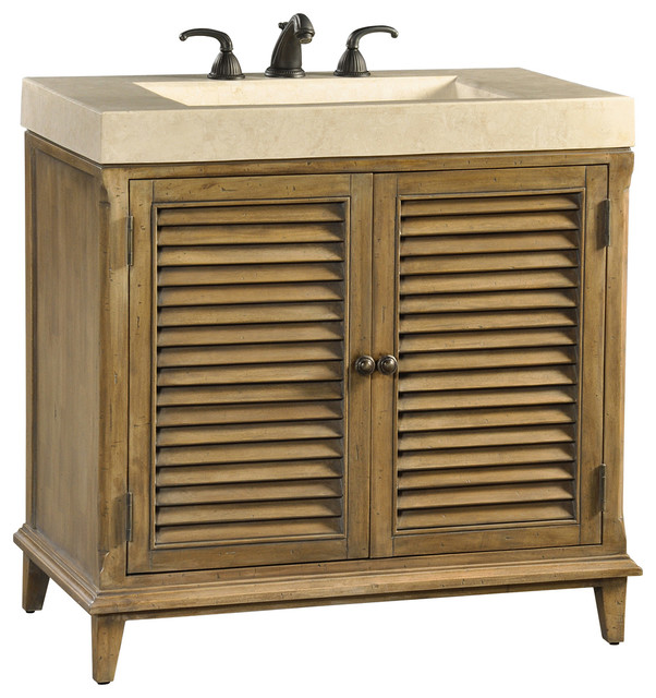 Hampton Road Sink Chest transitional-bathroom-vanities-and-sink-consoles