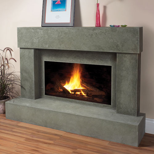 roma fireplace mantel contemporary indoor