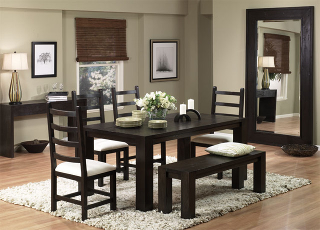 Urban Woods - Palisades Dining Table modern-dining-tables