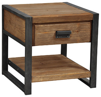Glacier rustic square dining table rustic log furniture by amish - 404 Not Found