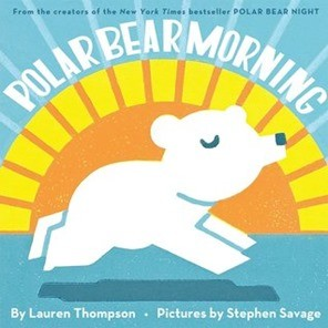 Polar Bear Morning by Lauren Thompson contemporary-baby-and-kids