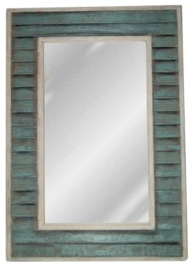Hickory Manor House Plank Mirror modern-mirrors