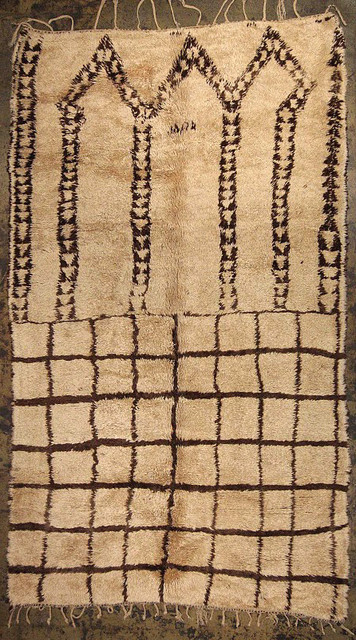 Beni Ouarian Rug eclectic-rugs
