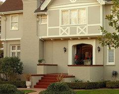 Exterior House Color traditional-exterior