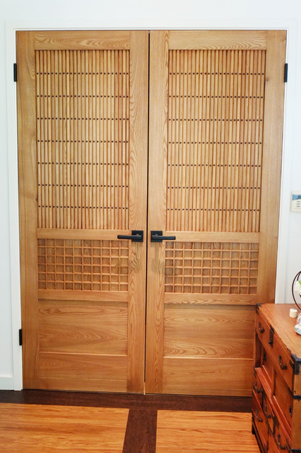 Japanese Style Door Asian Interior Doors San