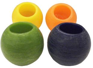 Big Bowl Candles contemporary-outdoor-lighting