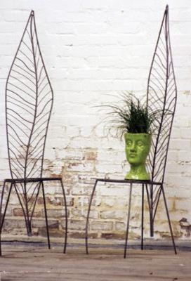 Leaf Chair eclectic-outdoor-chairs