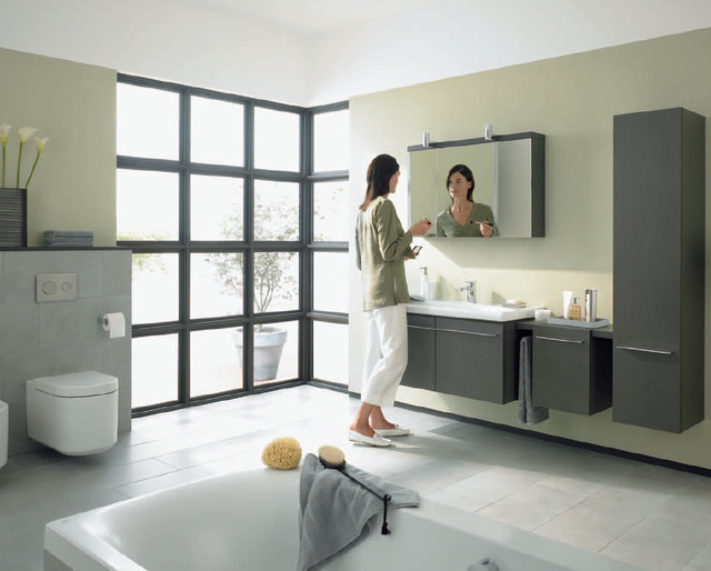 Ideal Standard Daylight Furniture contemporary bathroom
