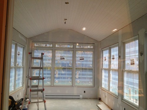 Paint Colors for Sunroom