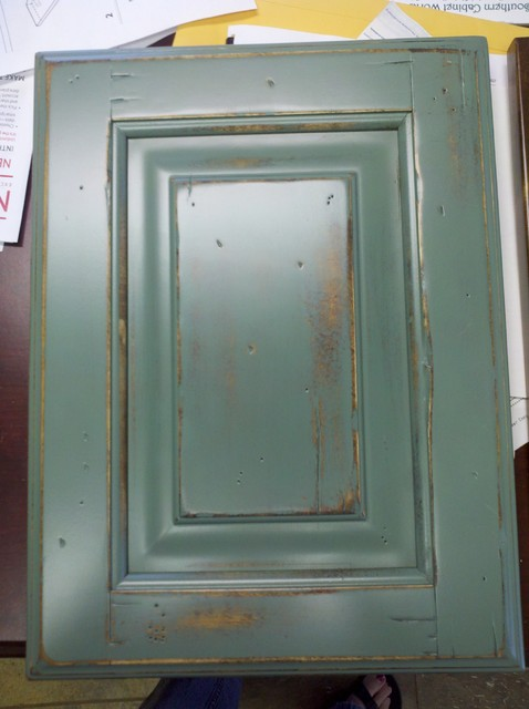 New Finishes - Kitchen Cabinetry - atlanta - by Southern Cabinet Works Inc
