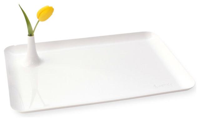 Le Petit Dej Tray modern-platters
