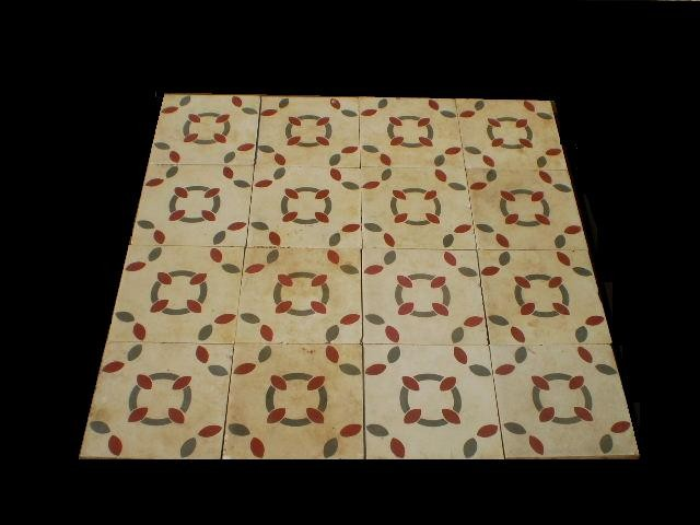 Old Tiles - OLD PATTERNED TILE - Old Antique Tile - OLD TILES - Luxury Style .es mediterranean