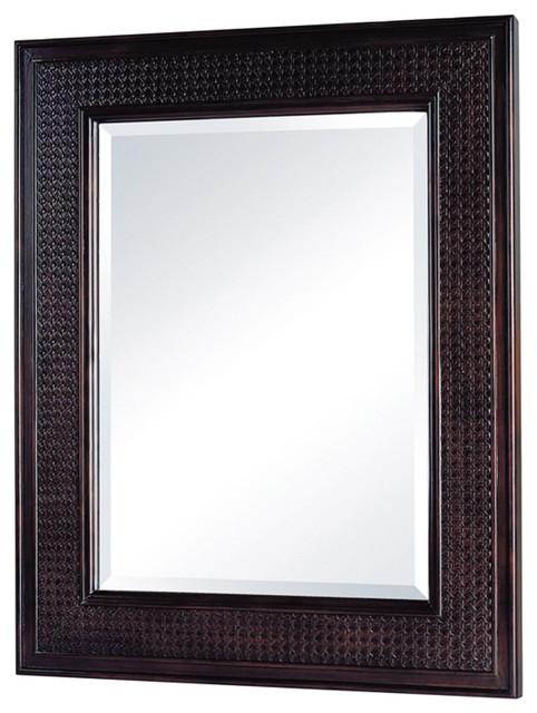 pegasus bimini 24 x 30 mirror espresso f10ae0029a