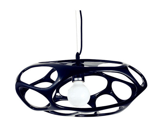 Modern Creative Living Room Cool Pendant Light Black - SOLD OUT~