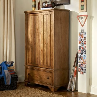 Timber Lodge Bookcase Locker modern-bookcases