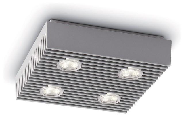 Esatto 4 Ceiling Light modern-ceiling-lighting