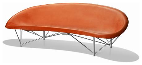 Helios Heated Lounge Outdoor Seating, Helios Orange modern-outdoor-sofas