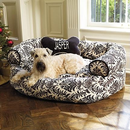 Designer Comfy Pet Couch traditional-dog-beds