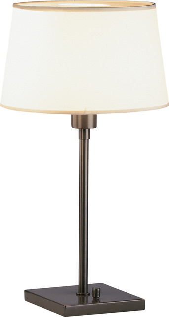 Real Simple Table Lamp, Dark Bronze contemporary-table-lamps
