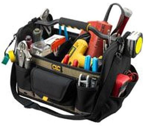 """Tool Box Soft Sided 14""""Opentop traditional-tools-and-equipment"""