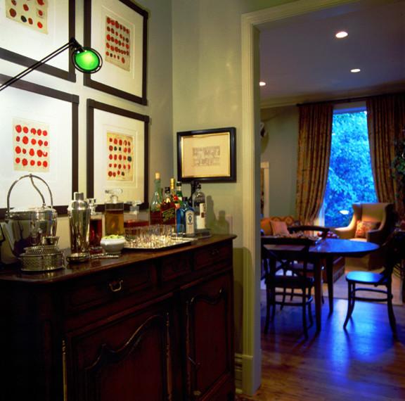 Historic Lincoln Park Residence - Bar