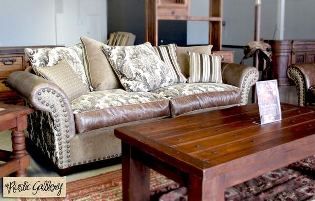 Harvest Sofa (reversible pattern) traditional