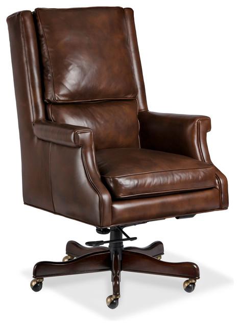 Murphy Swivel Tilt traditional-office-chairs