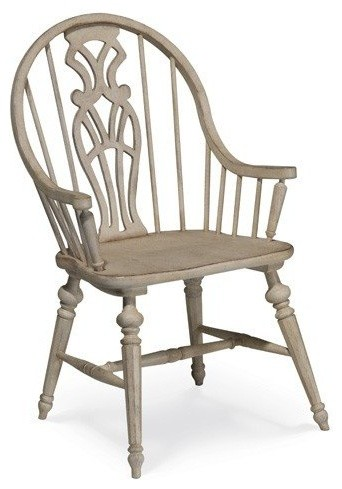 A.R.T. Furniture Belmar Windsor Arm Chair traditional-accent-chairs