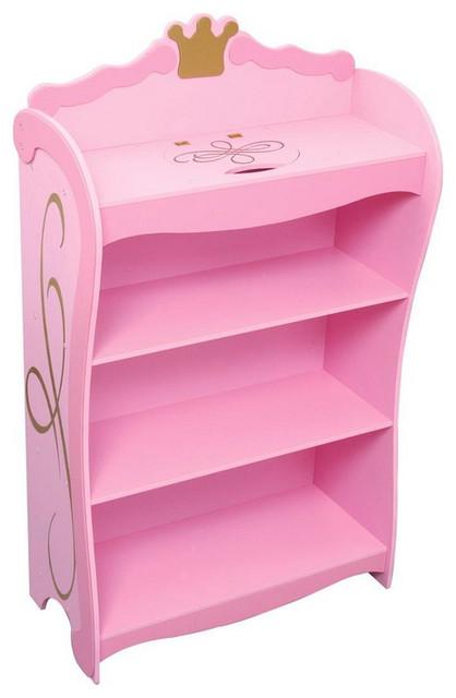Princess Bookcase contemporary-kids-decor