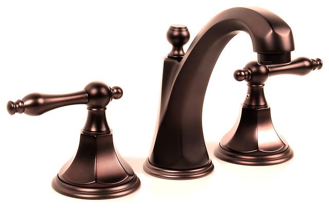 FAUCETS : BATHROOM - KITCHEN - BAR traditional-bathroom-faucets