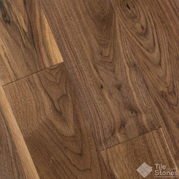Maximus American Walnut Smooth Collection modern-hardwood-flooring
