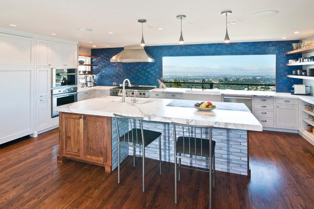 #68 - McCutcheon - Oakland eclectic-kitchen