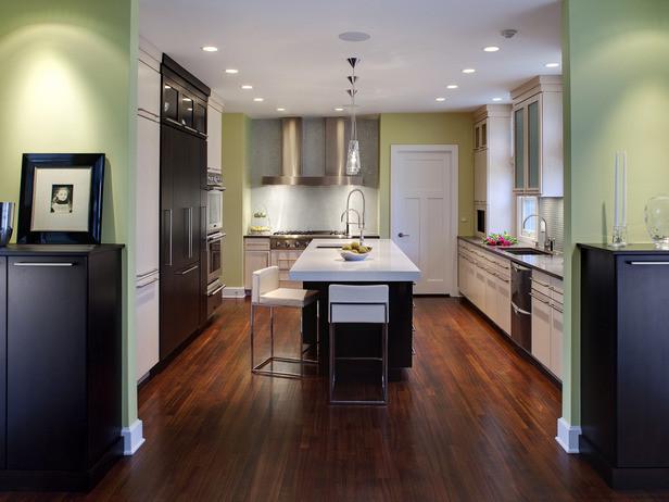Gail Drury modern-kitchen