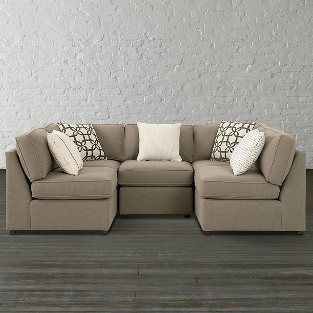 Becky U-Shaped Sectional by Bassett Furniture ...