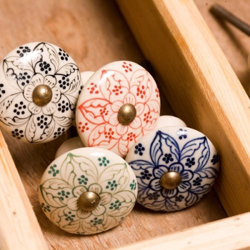 Daha Ceramic Door Knob modern knobs