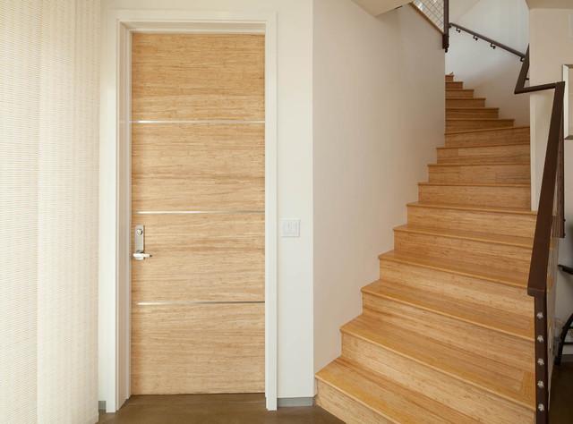 Bamboo Doors modern