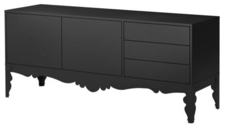 TROLLSTA Sideboard modern buffets and sideboards