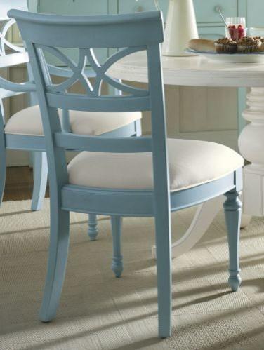 Coastal Living Cottage Sea Watch Side Chair (Seaside Sea ...