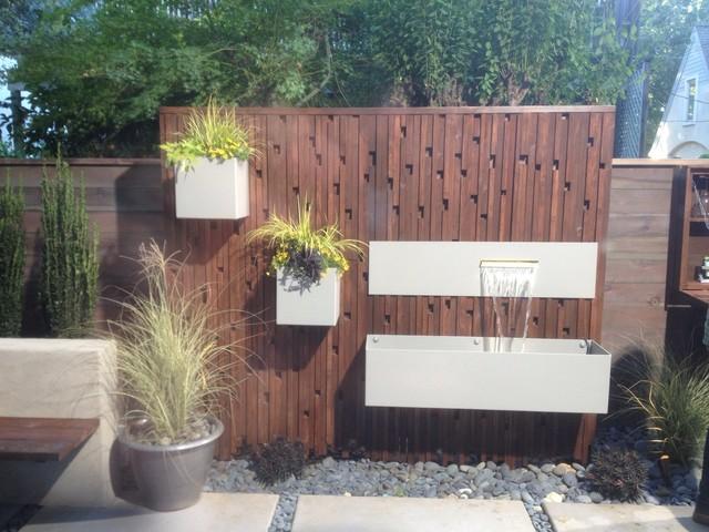Urban Backyard Garden Ideas :  landscape garden design landscape architects landscape designers