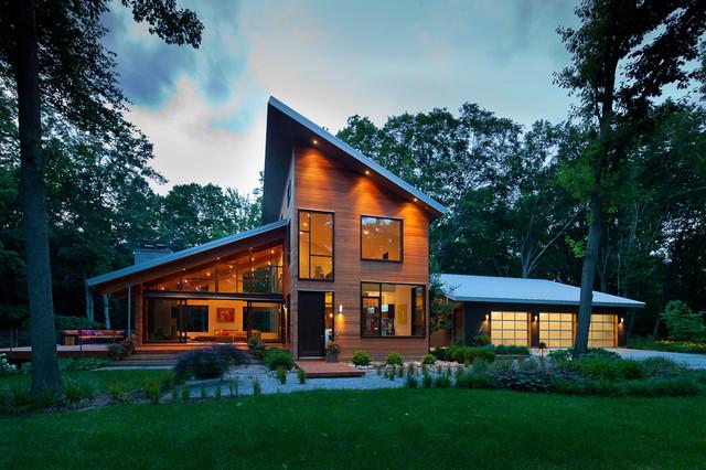 Pigeon Creek Residence contemporary