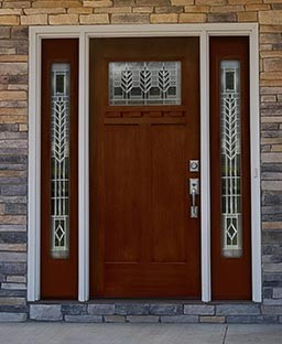 Residential Entry Storm And Security Doors
